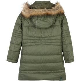 Kamik Lyla Heritage Coat Girls Moss